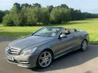 2012 Mercedes-Benz E Class E350 CDI BLUEEFFICIENCY SPORT Auto Convertible Diesel