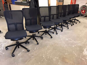 Task Chair -Haworth  ZODY- ONLY TODAY Apr/21-Set of 8 for $720