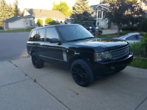 2007 Mint Condition Range Rover