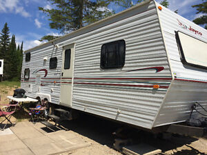 31ft Jayco Eagle with bunks