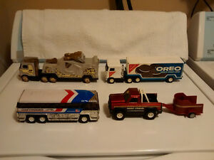 Vintage (70's - 80's) Buddy L Trucks and Tractor Trailers