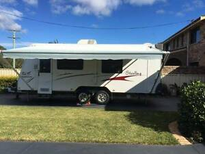 2008 Jayco Stirling Full Caravan with Annexe Oak Flats Shellharbour Area Preview