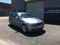 2009 59 BMW 318 2.0 TD d SE SALOON,110000 MILES WARRANTED,6 SPEED MANUAL