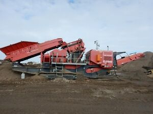 LOW HOUR 2012 Terex Finlay C1540 Cone Crusher