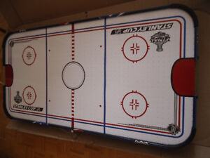 "54"" Lights and Sound Air Hockey Table with Display for Sale"
