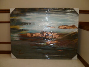 Brand New - Large Wall Art / Painting Canvas