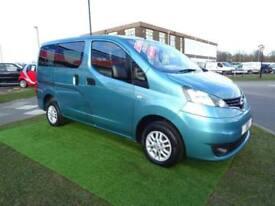 2013 Nissan NV200 1.5 dCi SE Combi 5dr (EU5, 7 Seats)