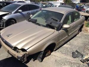 2003 - 2009 Jaguar X-type wrecking for parts