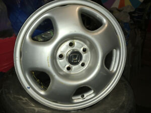 "Honda 17"" Steel Wheels For Sale"