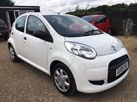 CITROEN C1 1.0 SPLASH 2009 5DR IDEAL FIRST CAR HPI CLEAR FULL SERVICE