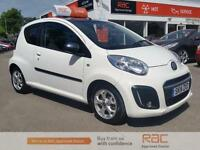 CITROEN C1 PLATINUM 2014 Petrol Manual in White