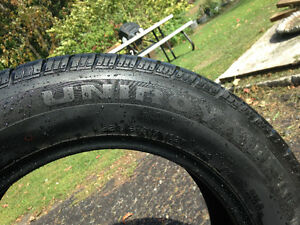 Two- 225/65R17 Uniroyal Tiger Paw All Season Touring Tires Peterborough Peterborough Area image 2