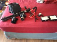 CANON T3I INSANE PACKAGE DEAL!!!!