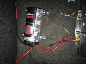 Sub/amp/capacitor Peterborough Peterborough Area image 3