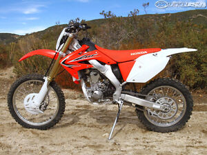 Trade my car for your CRF X