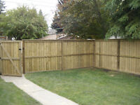 Deck & Fence Builder - Competitive Price, Quick Turnover