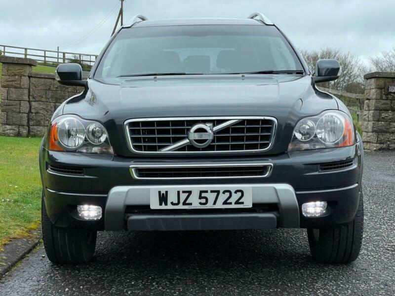2014 Volvo XC90 2.4TD D5 AWD SE 200BHP 7 SEATER