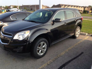 2011 Chevrolet Equinox, Saftied