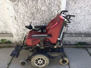 Pride mobility jazzy 1120