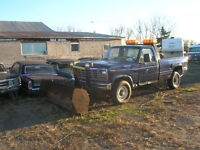 1986 Ford F-350 pick up Camionnette
