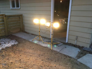 Stand-Up LED Spotlights (Two)