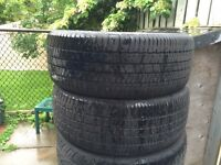 TWO TOYO 205/50R17 PROXIES A18