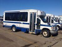 2008 Bus wheelchair access mint