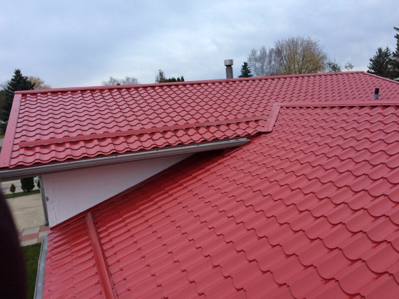 26 Gauge Metal Roofing Tiles Panels Land For Sale