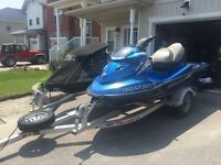 2008 Seadoo GTX Limited 215 supercharged