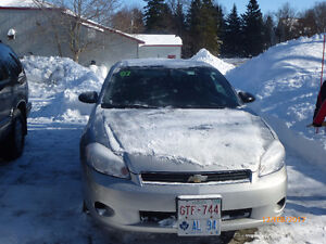 2007 Chevrolet Monte Carlo LT Coupe (2 door)
