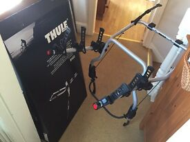 New Thule ClipOn 9103 bike carrier for estate and hatch cars