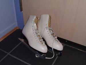 CCM Winter Club women's skates - size 10
