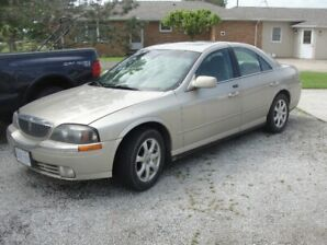 Lincoln ls                MUST SELL  $2,500.00