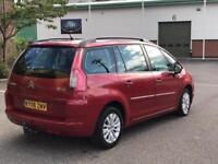 2008 Citroen Grand C4 Picasso 1.6 HDi 16v VTR+ 5dr