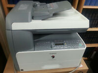 Canon photocopier/printer with fax   (black and white)