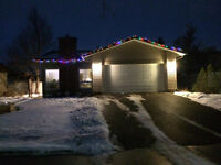 Christmas Light Installs? We do them!