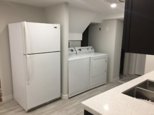 ROOM FOR RENT IN BASEMENT AVAILABLE IMMEDIATELY SCARBOROUGH .