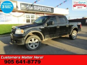 2007 Ford F-150 FX4  AS IS (UNCERTIFIED) AS TRADED IN