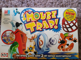 Mouse Trap MB Games