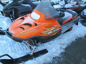 2007 Arctic Cat Z 570