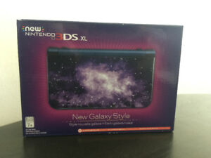 'New' Nintendo 3DS XL - New Galaxy Style