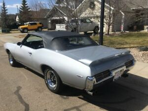 1969 PONTIAC GTO CONVERTIBLE FINAL REDUCTION