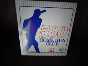500 Homerun Club Stamp Set