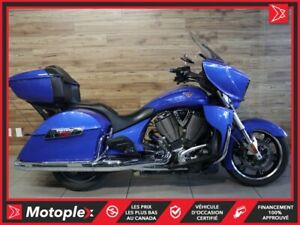 2013 Victory Motorcycles CROSS COUNTRY TOUR * SEULEMENT 15039 KM