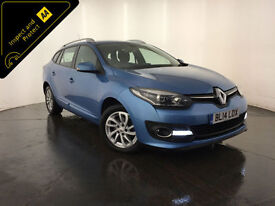 2014 RENAULT MEGANE DYNAMIQUE TOMTOM ENERGY DCI ESTATE 1 OWNER FINANCE PX