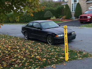 1995 BMW 3-Series 325is Coupe Gatineau Ottawa / Gatineau Area image 1