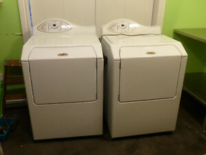 Free Maytag Frontloading Washer and Dryer