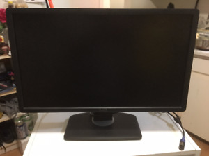 """24"""" Dell Professional P2412H 24-inch Monitor with Full-HD LED"""