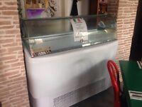 As New Ice Cream Freezer