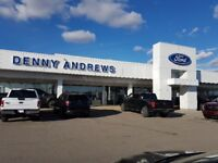 Certified Ford Trained Driveability Technician